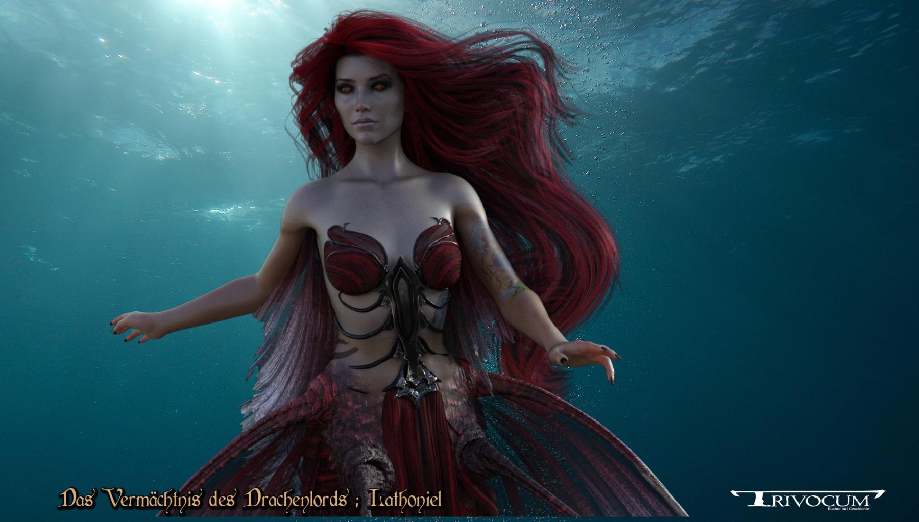 Lathoniel, Prinzessin der Lamien