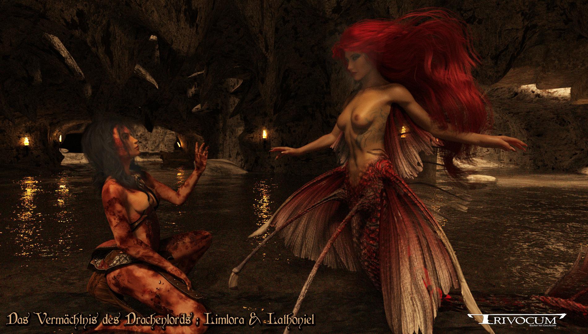 Szene: Limlora trifft auf Lathoniel